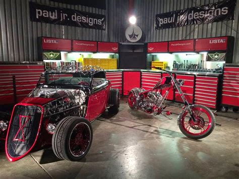 Jr Buildings And Garages by American Chopper And More