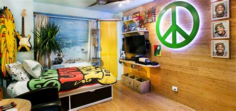 rasta bedroom blissfulbedrooms