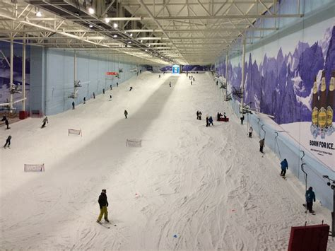 Chill Factor chill factore skiing session manchester