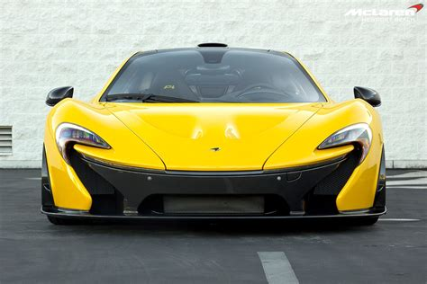 yellow mclaren p1 images search