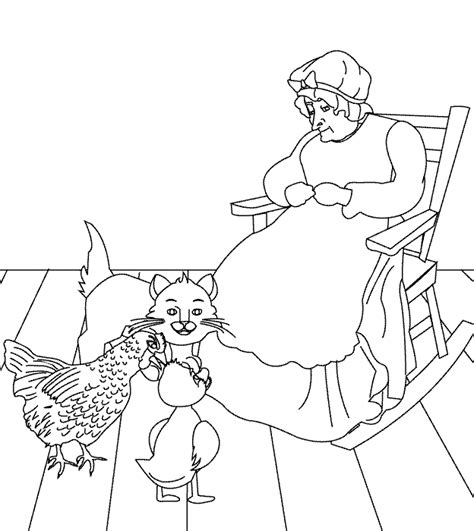 ugly duckling coloring pages printable coloring pages
