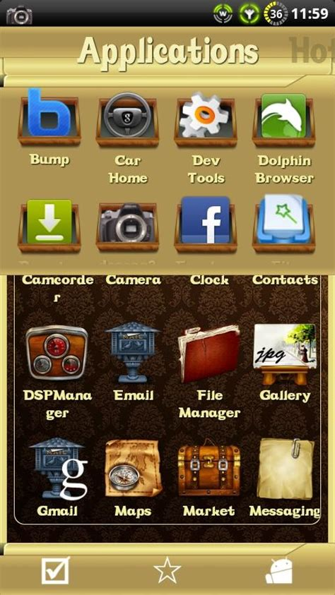 google themes vintage vintage theme for sslauncher android apps on google play
