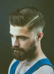 parting haircut 15 medium length haircuts for men mens hairstyles 2017