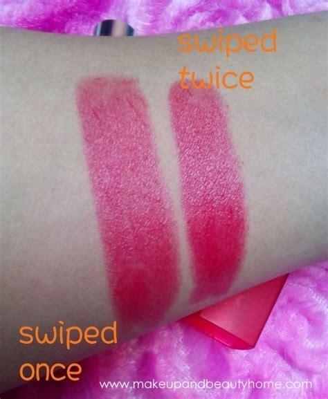 Maybelline Color Sensational Lip Tint Moisturizing Glossy Lipstick 1 maybelline color sensational bold matte lipstick mat 5