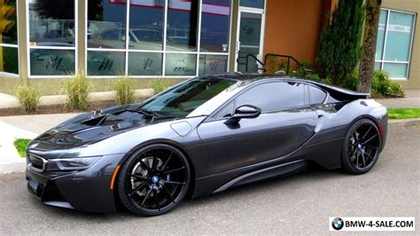 bmw i 8 for sale 2015 bmw i8 2015 with only 976 1 owner msrp 148 295