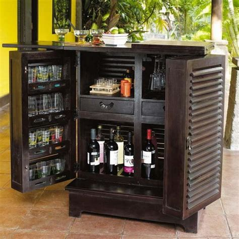 modern space saving furniture for home bar designs