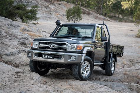 toyota australia models toyota australia made some sweet improvements on the land