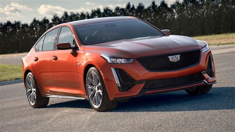 2020 Cadillac Ct5 Horsepower by 2020 Cadillac Ct5 V Arrives With 355 Hp But A Burlier One