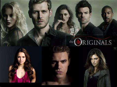 imagenes de los originales the originals season 5 nina dobrev and paul wesley