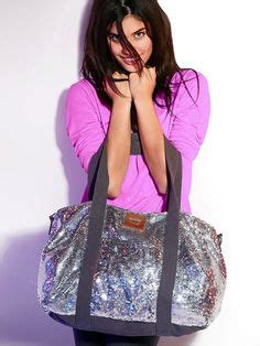 glitter gossip black paparazzi 1000 images about vs pink on pinterest duffle bags