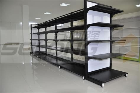 supermarket shelving layout double sided metal supermarket display racks supermarket