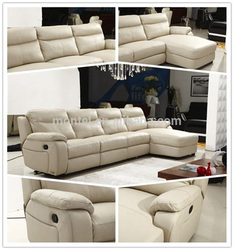 L Shaped Reclining Sofa Reclining L Shaped Sofa Aliexpress Buy Recliner Sofa New Design Large Size L Shaped Sofa