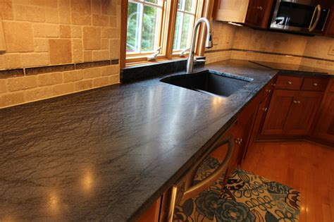 Soapstone Countertops Ohio soapstone countertop wadsworth ohio 1 traditional kitchen countertops cleveland by