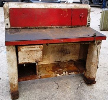 mechanic bench 21 best images about vintage mechanic workstation on