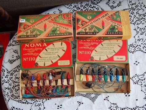 antique noma lights noma lights vintage