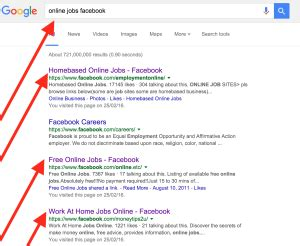 Work From Home Online Jobs Google - how to get direct referrals from facebook for free traders