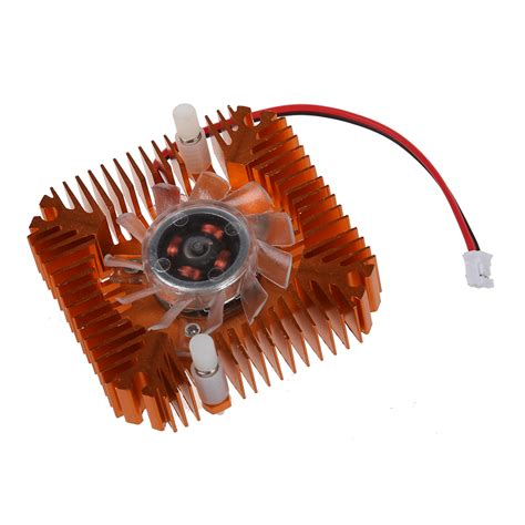 Fan Laptop Merk Hp pc laptop cpu vga card 55mm cooler cooling fan