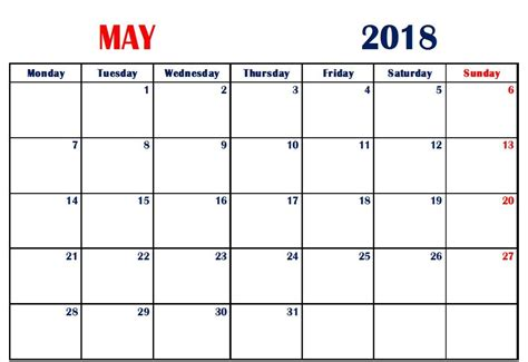 kveten  kalendar   calendar printable