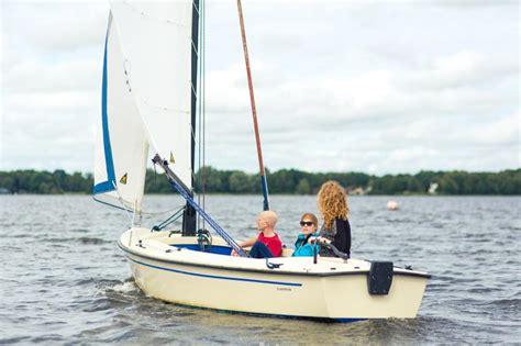 kajuit zeilboot manta 19 boten te koop in groningen bij jachthaven zuidwesthoek