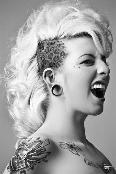 tatuaggi testa 21 tatuaggi sulla testa di sorprendente bellezza