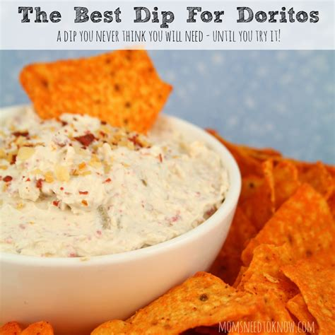best dip for doritos recipe great for football parties