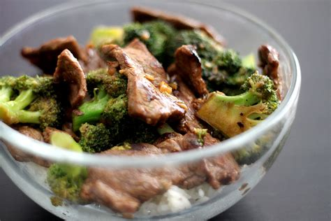 broccoli beef recipe dishmaps