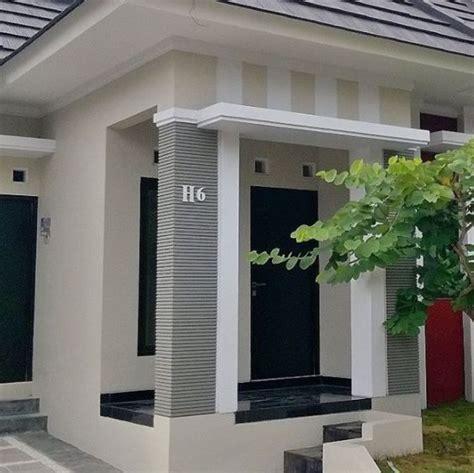 tiang teras rumah rumah indah rumah minimalis warna