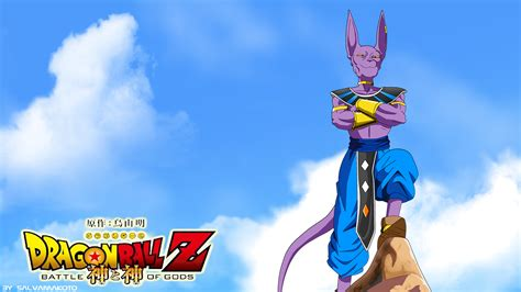 battle of gods beerus images beerus hd wallpaper and background photos