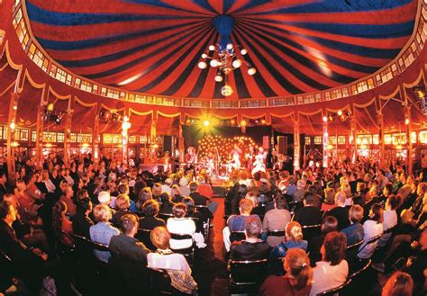 Vegas Light Show by The Famous Spiegeltent 2016 Canberra