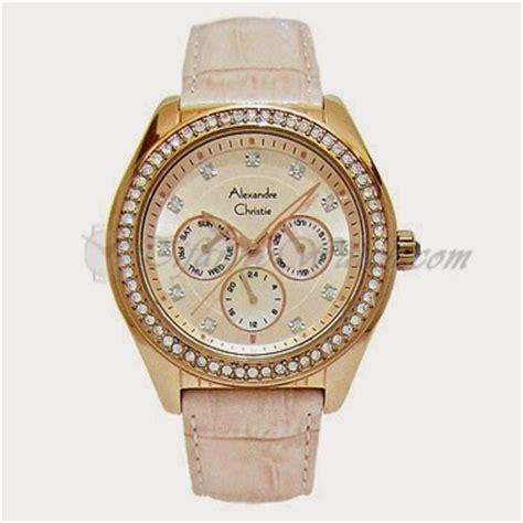 Jam Tangan Wanita Cewek Alexandre Christie 1010 Original 2 20 jam tangan wanita alexandre christie dengan desain
