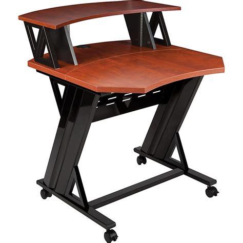 Studio Trends 30 Desk Cherry Studio Trends 30 Quot Desk Cherry Musician S Friend