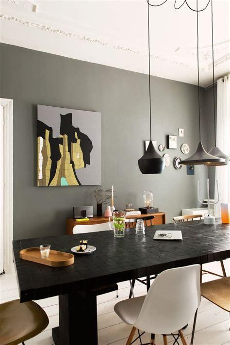 Modele De Salon 5308 by Mur Kaki A La Haye D 233 Co Inspirations