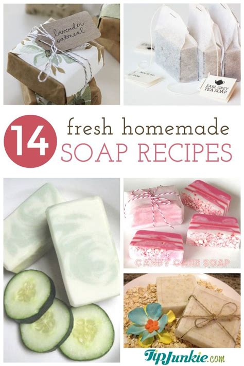 Handmade Organic Soap Recipes - 14 fresh homemade soap recipes jpg fresh tip
