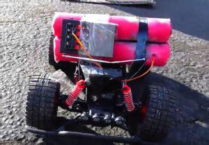 bike seat shock prank prank stun gun bike seat with a rc car at the