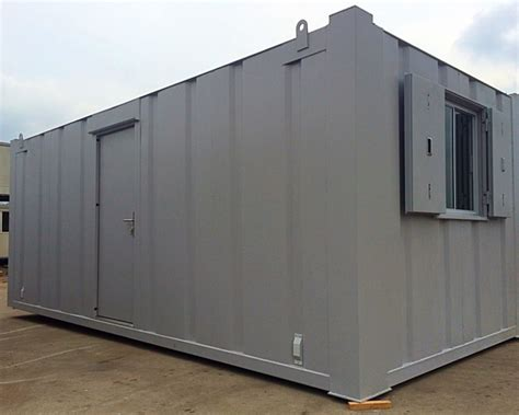 Second Portable Cabins by Introducing The Guardian Range Of Cabins