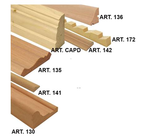 cornici in legno per mobili fermavetri grandi massello