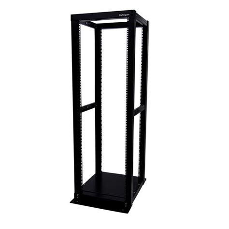 Four Post Rack by Open Frame Rack 36u 4 Post Rack Cabinet With Adjustable