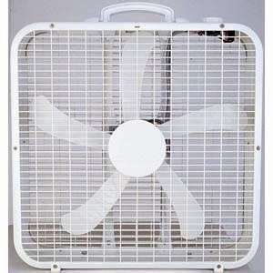 Box Fan Green Tara day 4 greener cooling how to go green in one year