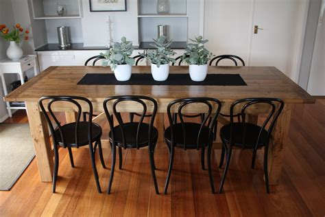 Farmhouse Dining Room Table by Bentwood Chairs Online Guaranteed Lowest Prices