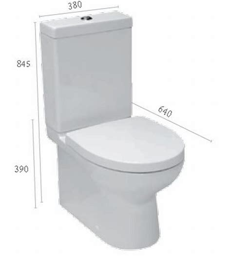 Wc Villeroy Boch by Villeroy Boch Coupled Wc Inc Soft Seat