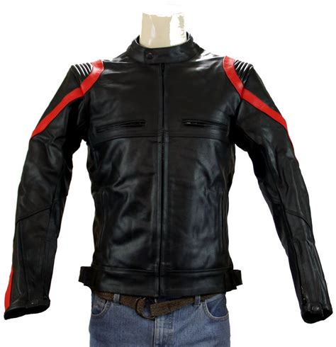 Handmade Leather Motorcycle Jackets - handmade custom new lining style motorcycle leather