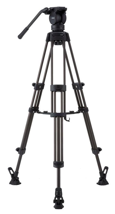 Libec Alex Kit Tripod Professional libec lx5m professional 2 stage aluminum tripod system w