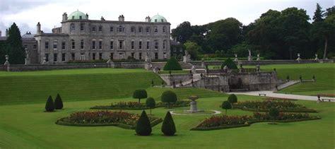 Powerscourt House Gardens Enniskerry Wicklow Ireland Centurylink Walled Garden