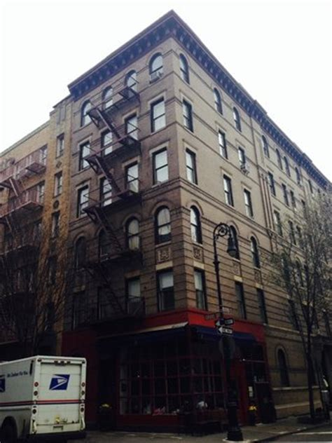 Apartment Building Address Friends Building New York City All You Need To