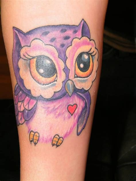 colorful owl tattoo 60 most amazing animated owl tattoos designs stock