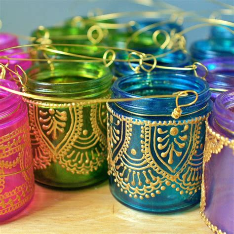 Moroccan Decor Etsy moroccan wedding decor 18 hanging candle lanterns inspired by
