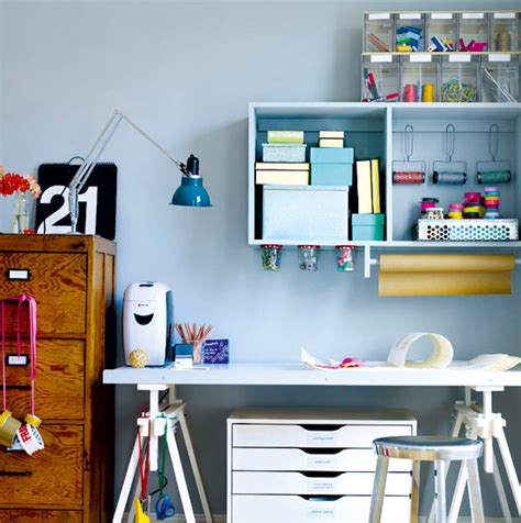 Desk Organization Ideas Diy Getting Organized Home Office Inspiration How Tos Curbly