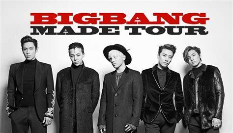 blackpink us tour bias poll results blackpink winner bts got7 bigbang