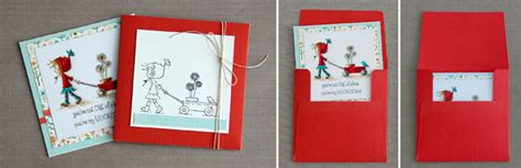 How To Make A Gift Card Envelope - how to make an envelope free tutorial on craftsy