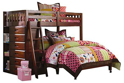 Bunk Bed With Open Bottom 21 Top Wooden L Shaped Bunk Beds With Space Saving Features